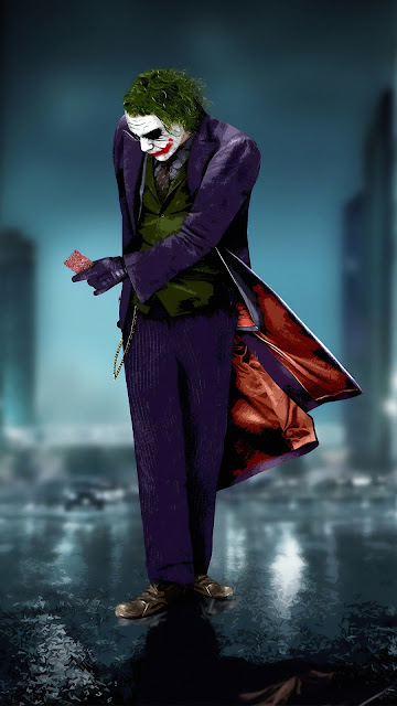 Heath Ledger Joker para PC e Celular
