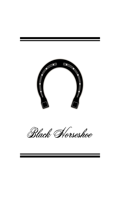 Black Horseshoe