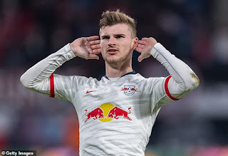 Chelsea Complete £53m Timo Werner signing From RB Leipzig