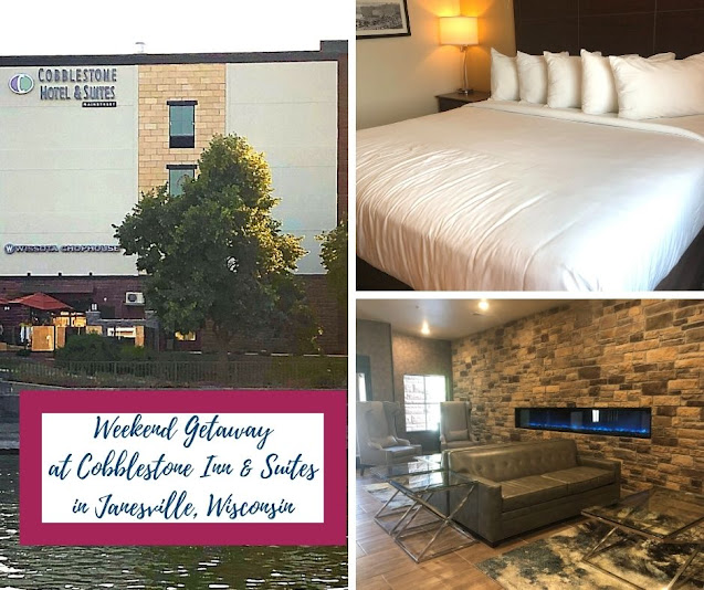 Restful Stay and Safe Precautions at Janesville's Cobblestone Inn & Suites