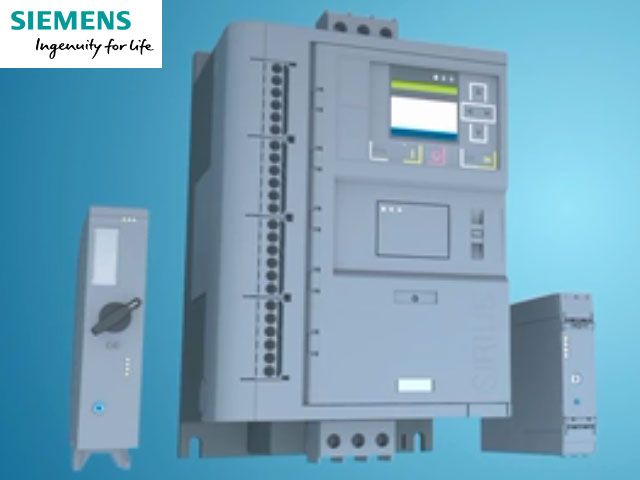 Siemens Sirius Hybrid industrial control