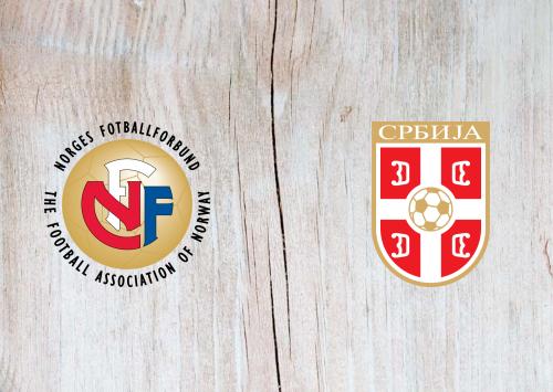 Norway vs Serbia -Highlights 08 October 2020