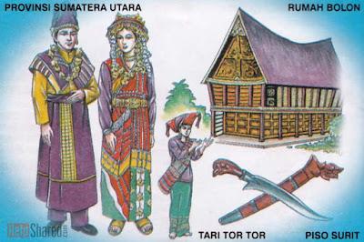 Provinsi Sumatra Utara SUMUT