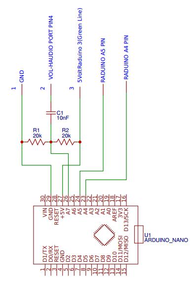 Standalone Signal Analyzer (I2C Type Signal-Meter) for uBITX