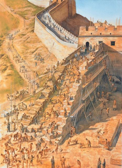 My'Diary.com: Sejarah Pembangunan Tembok Besar China