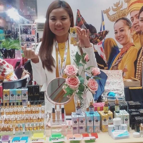 Kenali Pengasas Norcy Beautylab Sdn Bhd