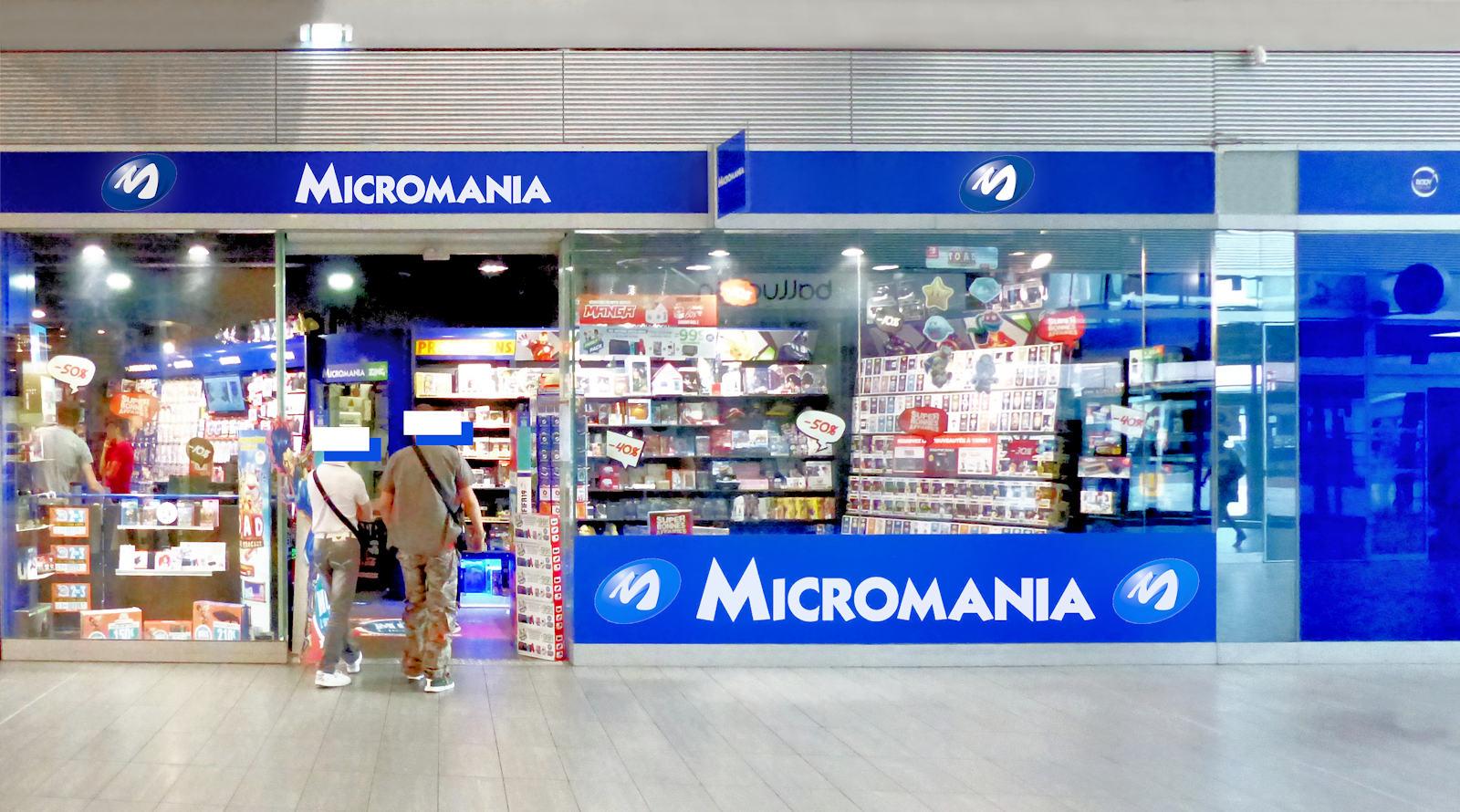 Micromania Tourcoing Centre - Espace Commercial Saint-Christophe