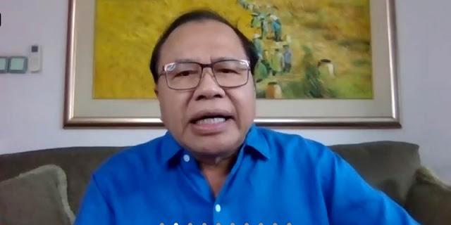 Rizal Ramli: Angin Surga Pemerintah, Ekonomi Tumbuh 5,5% Tidak Berbasis Data Kuat