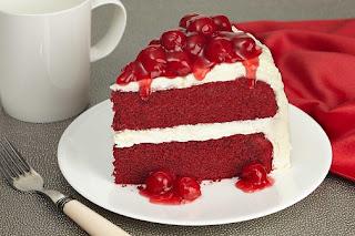 Cara Membuat Cake Redvelvet Super Laziz