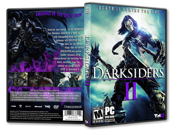 Download Full Version Games From Mediafire: Darksiders II