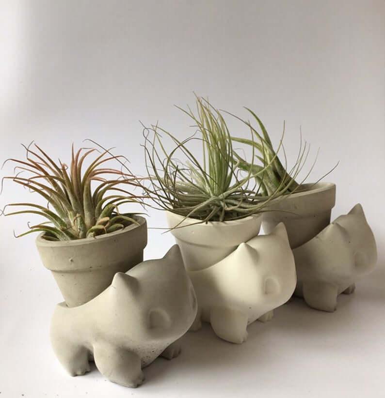 Bulbasaur Plant Pots
