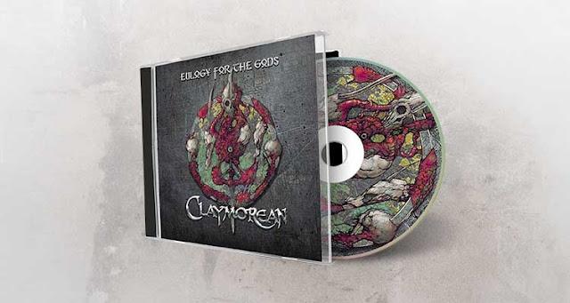"""Ο δίσκος των Claymorean """"Eulogy for the Gods"""""""