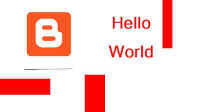 Cara Membuat Template hello world di Blogger