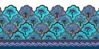 Traditional-illustration-indian-motif-textile-border-210045