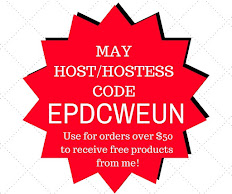 Host/Hostess Code for May