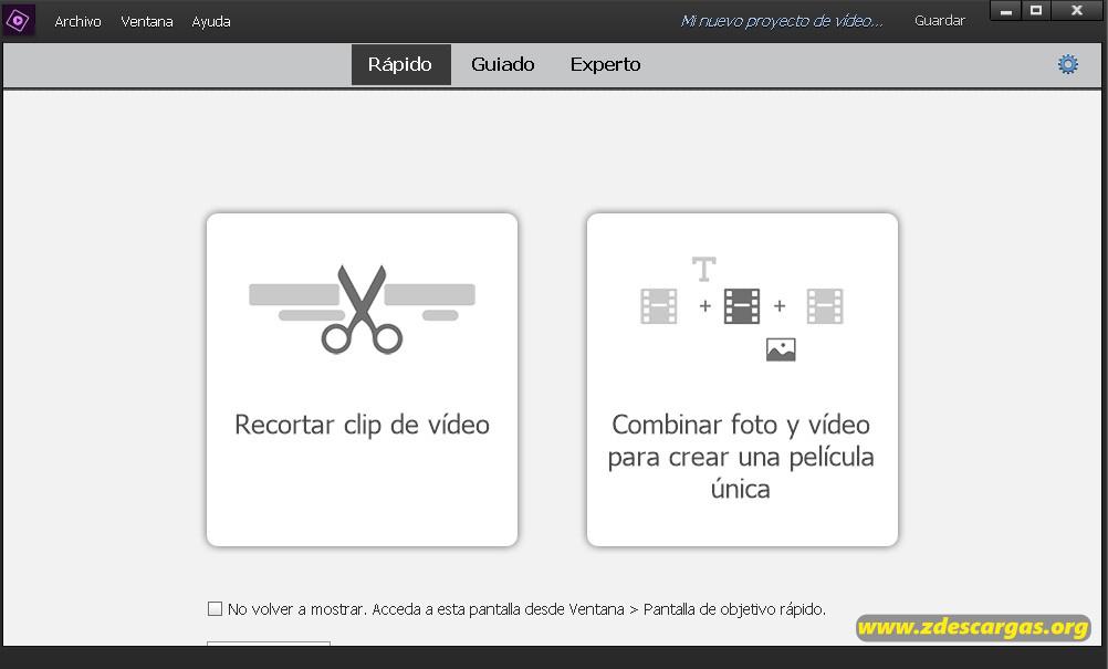 Adobe Premiere Elements 2021 Español