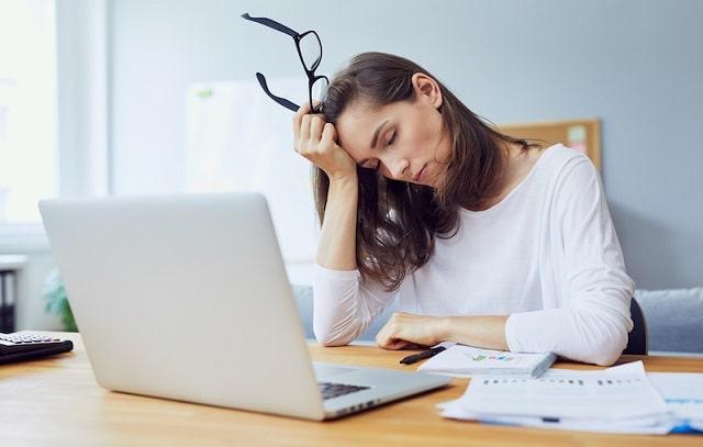 does lack of rest affect health sleep deprived