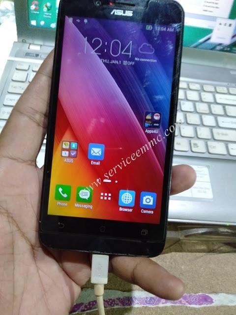 #Jadulan-File SAkti Asus Zenfone Go ZC500TG(Z00VD)-Perbaikan Kasus Mati Total