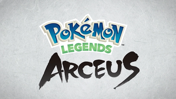 Pokémon Legends: Arceus Announced for Nintendo Switch