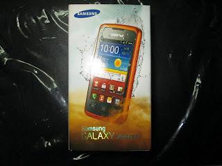 hape outdoor Samsung S5690