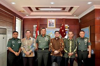 Kepala Staf Umum TNI Apresiasi IMO-Indonesia