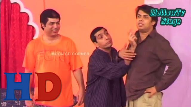 Zafri Khan Stage Drama