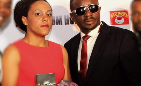 Image result for Emeka Ike and his wife, Suzanne Emma