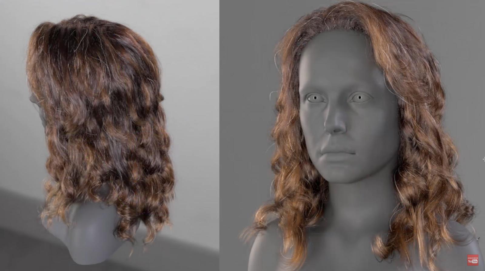 Realistic Hair Shading Using Arnold With Maya 2017 CG TUTORIAL