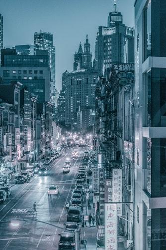 Wallpaper City Building