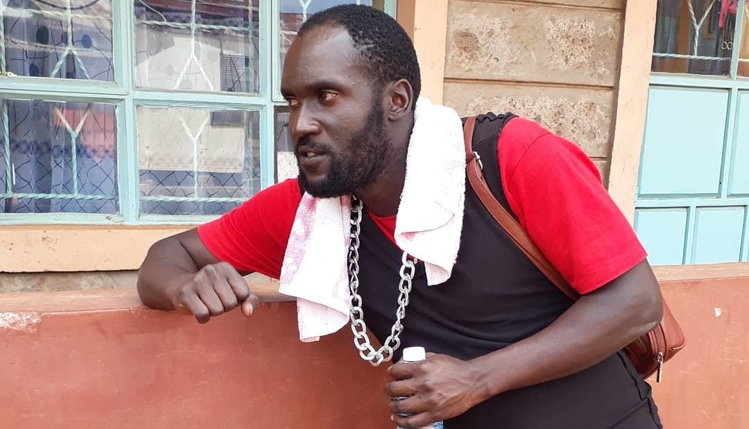 Steven Oduor Dede a.k.a Dj Shiti alias Magazine is the funniest comedian in Kenya. We, indeed are lucky to have him grace our screens as he brings an authenticity that we cannot deny. A master in his own right, Shiti is funny without trying to be funny. That is the sign of a top comedian.