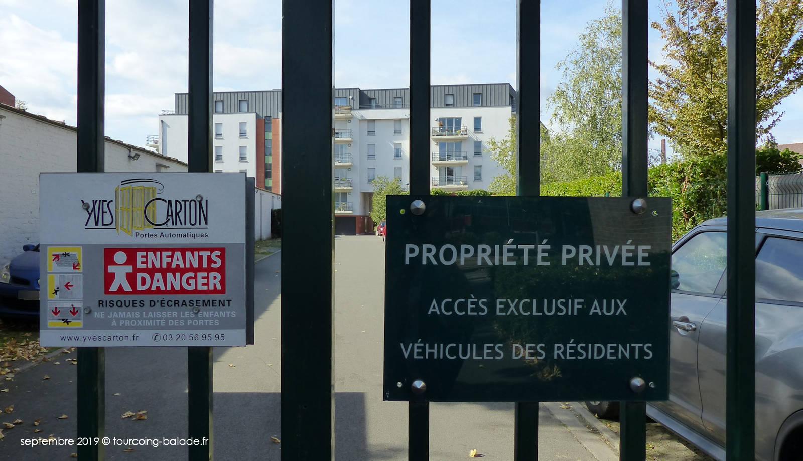 Résidence Privée City & Park Tourcoing