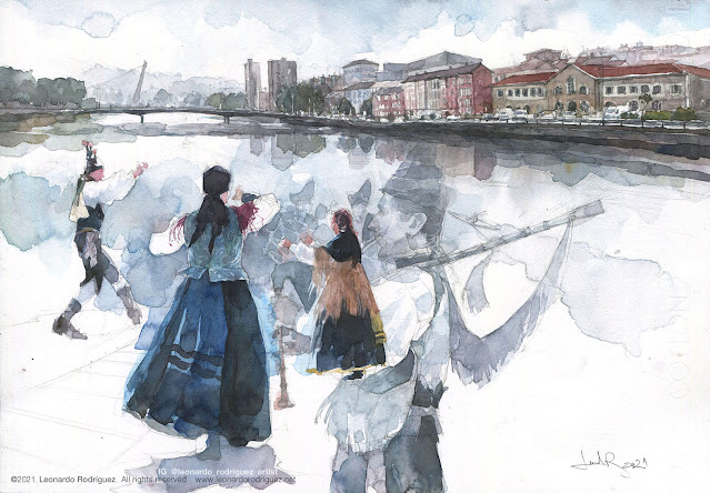 illustration-artist-leonardo-rodriguez-watercolor