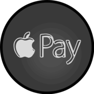 apple pay glowing icon