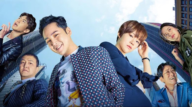 Download Drama Korea Switch: Change the World Batch Subtitle Indonesia