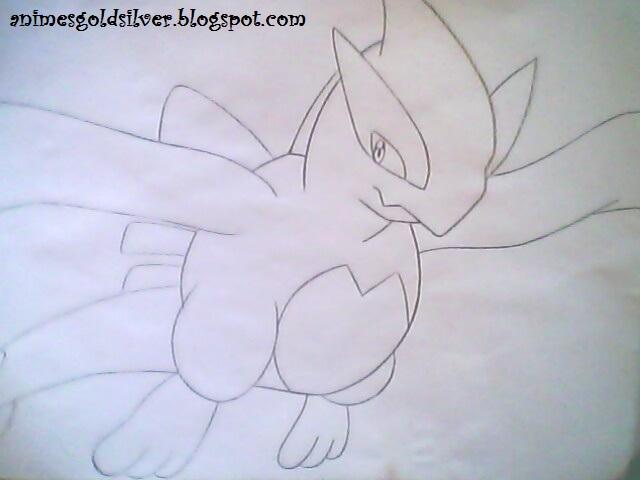 Como Desenhar Pokemons E Mangas E Baixe Animes E Desenhos Como