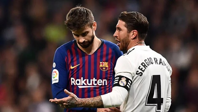An upcoming confrontation between Barcelona and Real Madrid in Las Vegas