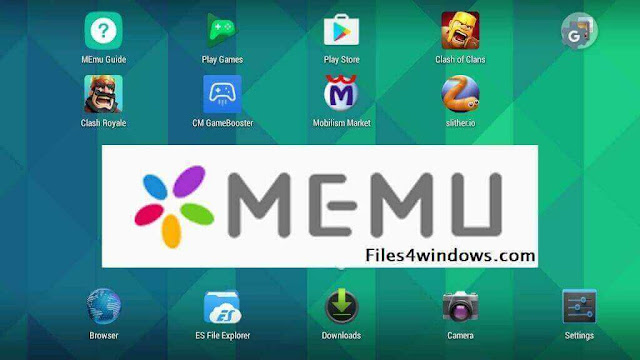 Download-MEmu-Android-Emulator