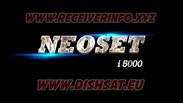 NEOSAT I 5000 1506G HD RECEIVER