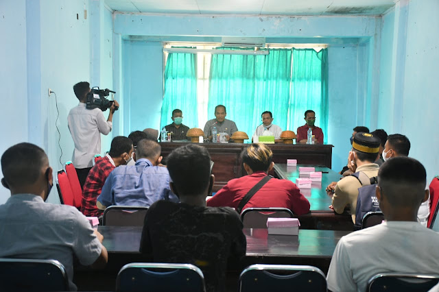 Lahirkan Tenaga Kerja Baru, Bupati ASA Kirim 15 Warganya Ikuti Pelatihan di BBPLK Bekasi
