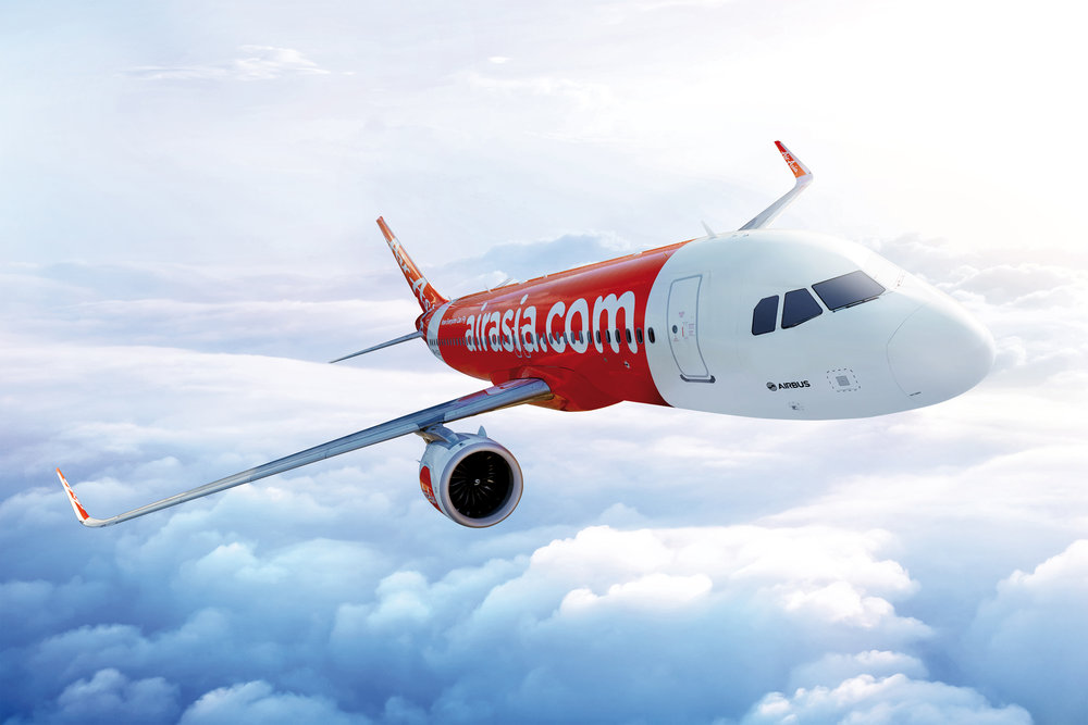 AirAsia A320neo corporate photo