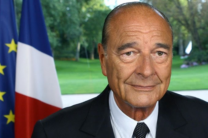 President Akufo-Addo Mourns Jacques Chirac