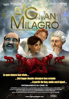El GRAN MILAGRO - Pelicula Cristiana