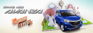 Spesifikasi dan Harga Toyota Avanza 2018