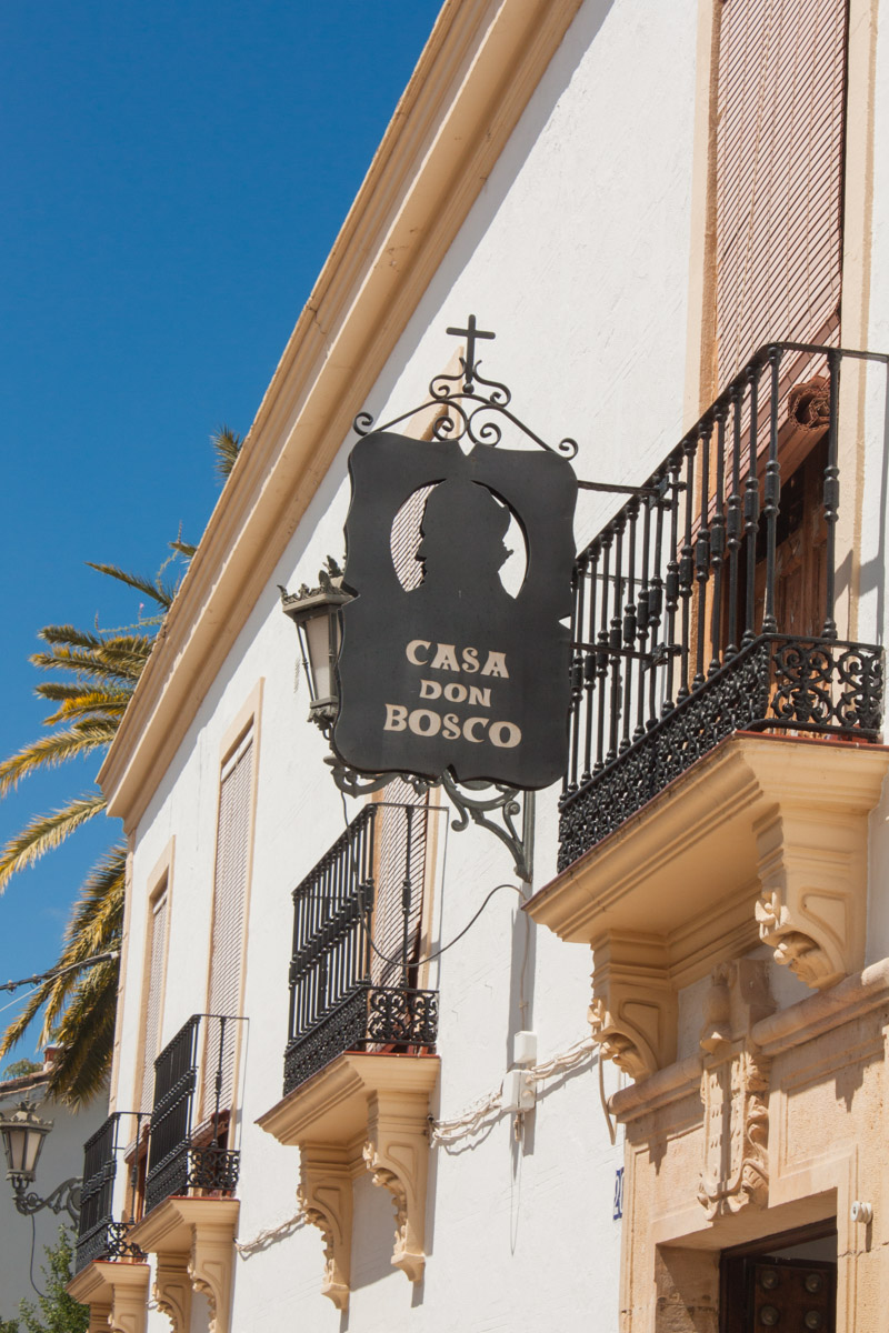 Casa Don Bosco in Ronda