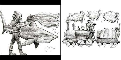 00-Ink-Drawings-Tim-Andraka-www-designstack-co