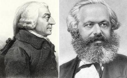 Socialismo y Capitalismo: sistemas económicos enfrentados.