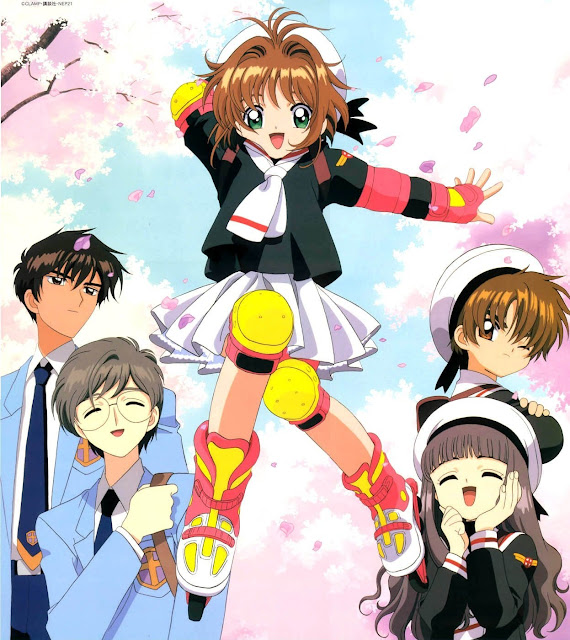 [Review Anime] Cardcaptor Sakura