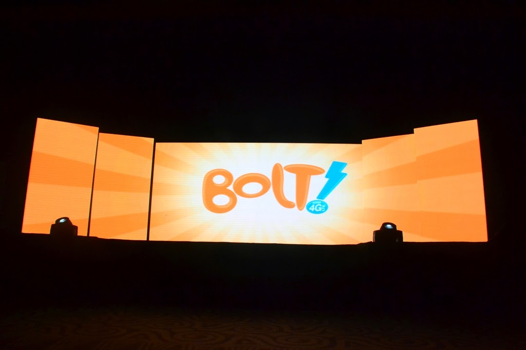 BOLT! Super 4G LTE