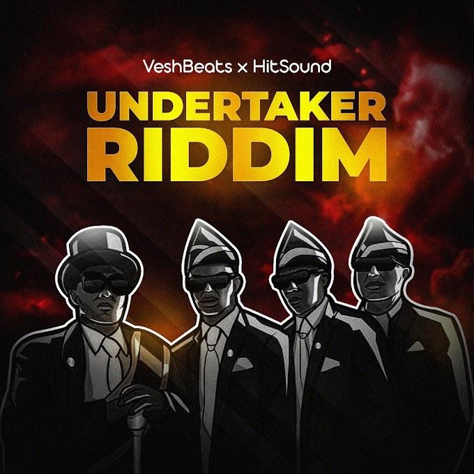"""FREE: Veshbeats x HitSound - """"UNDERTAKER RIDDIM"""" (Astonomia Afrobeat Remix)☔"""