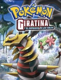 Pelicula 1-Temporada 11-Pokémon-Giratina Y El Guerrero Celestial-latino